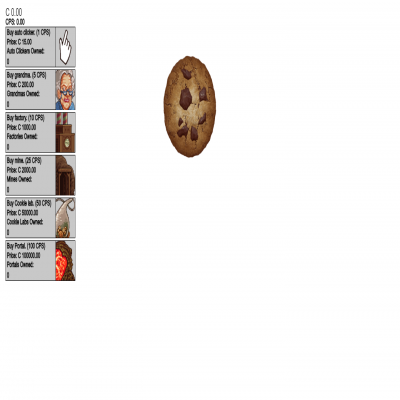Cookie Clicker Remake - OpenProcessing